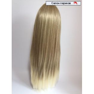 Длинный парик без челки из термостойких волос 8014-1