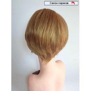 Облегченные парики из натуральных волос JDM 011