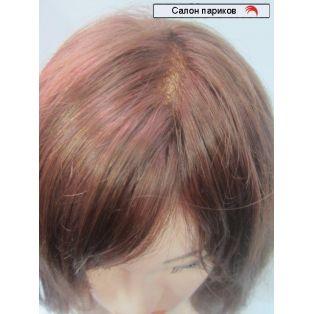 """купить парик из натуральных волос 100133 Mono (цвет волос """"красное дерево"""")"""