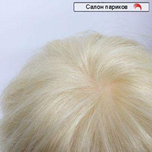 натуральный парик ручной работы Lady star