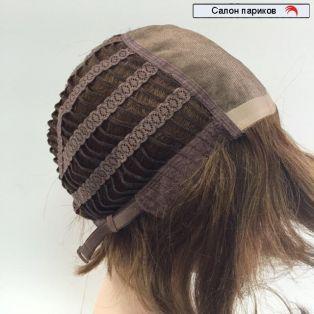 парик каре из 100% натуральных волос 555 Mono
