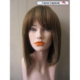 натуральный парик каре ручной работы 9208 Mono