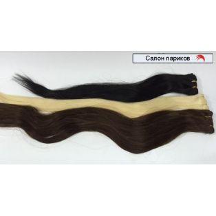 Трессы из натуральных волос. Длина 50 см