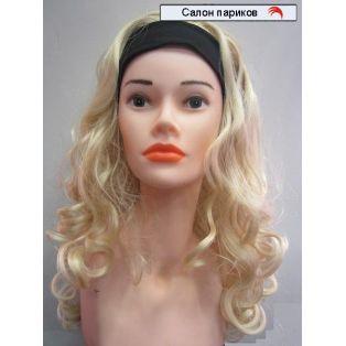 парик из искусственных волос е-Т6 на повязке