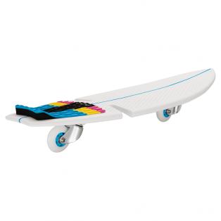 Двухколесный скейт Razor RipSurf разноцветный