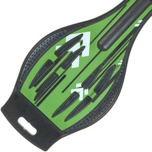 "Двухколесный скейт Dragon Board ""Line"" Зеленый"