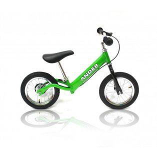 Беговел Ander AKB-1209 зеленый