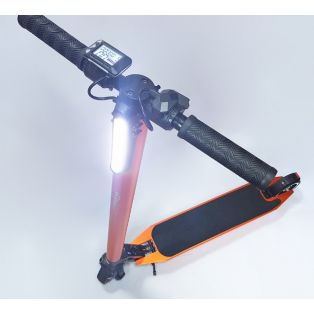Электросамокат Jack Hot 4.4 Ah - оранжевый