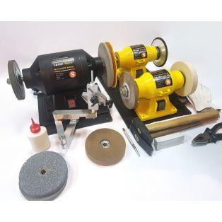 Sharp Black Power Wheels BKS 5 - станки для заточки маникюрных и парикмахерских инструментов