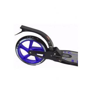 Самокат 21st Scooter SKL-03A, цвет синий