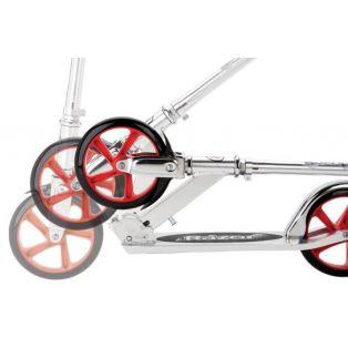 Самокат Razor A5 Lux Scooter, серебряный