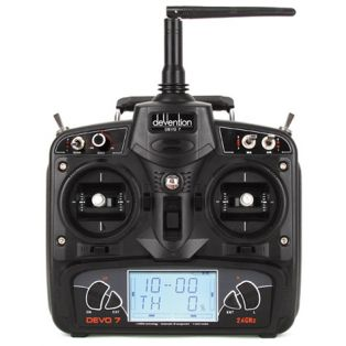 Runner 250 Advanced GPS RTF3 (DEVO 7/GPS/camera; w/o OSD)