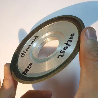 Алмазный диск для заточки инструмента RV-20