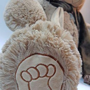 Плюшевый медведь Вэнс - 45-50 см
