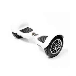 Гироскутер Smart Balance SUV Белый Карбон