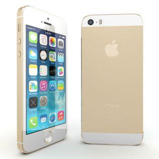Apple Iphone 5S 16gb Gold - восстановленный