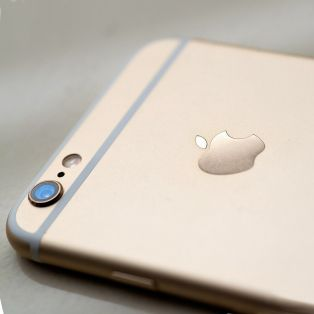 Apple iPhone 6 16GB Gold (золотой) восстановленный