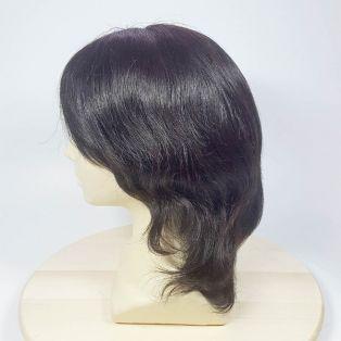 Парик из натуральных волос MONO-701 # 4