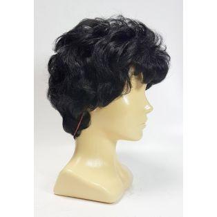Парик из натуральных волос HM-146 # 1-2