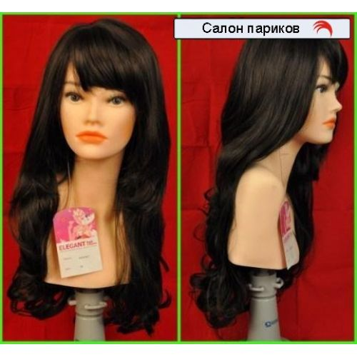 длинный парик из искусственных волос Margaret