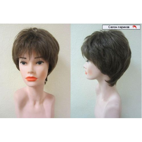 парик из натуральных волос JDM 037 Mono