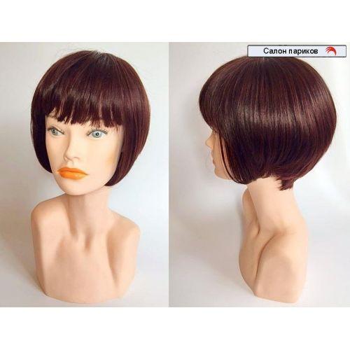 Натуральные парики каре 560