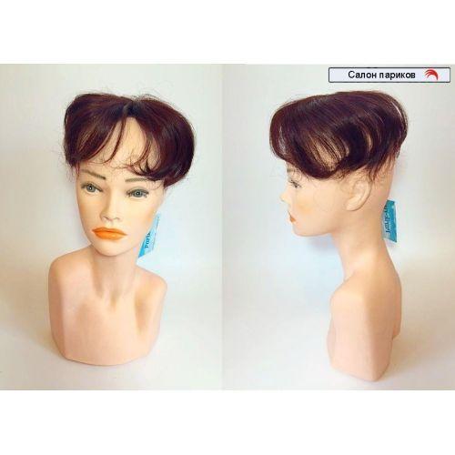 Накладка из волос на макушку RP 08