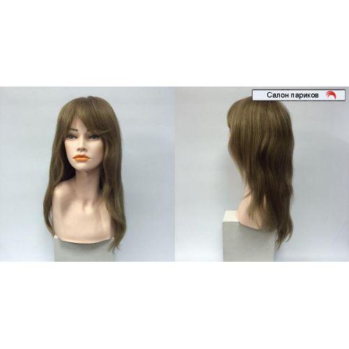 натуральный парик из славянских волос 100014 Mono (светло-русый)