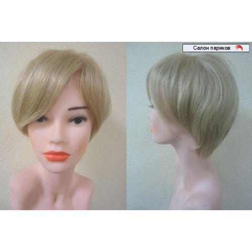 парики из натуральных волос короткие Mono 700