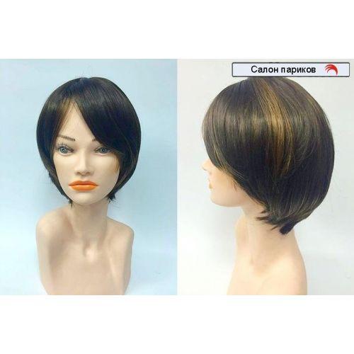 парик без челки искусственный E 3909