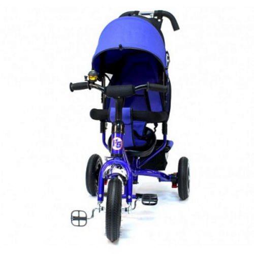 Детский велосипед F 500 синий