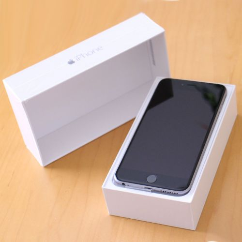 Apple iPhone 6 128GB Gray (серый) восстановленный