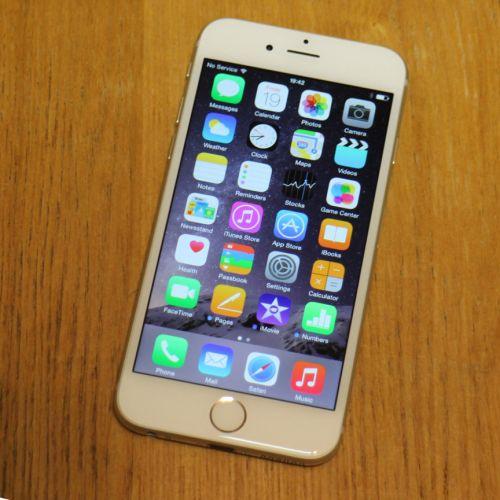 Apple iPhone 6 16GB Silver (белый) восстановленный
