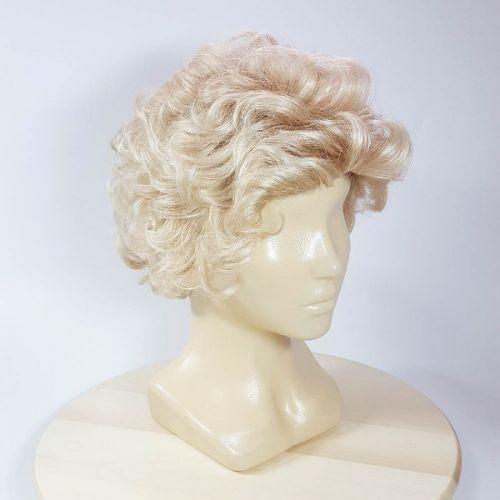 Искусственный парик E-9636 # 24BT613