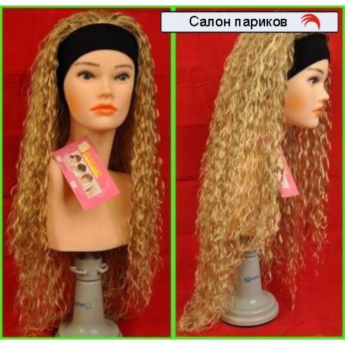 парик искусственный на повязке Wave image