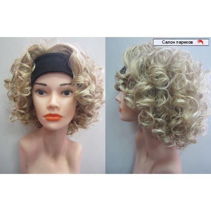 парики на повязке искусственные Milena