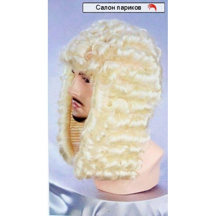 средневековый парик 9068