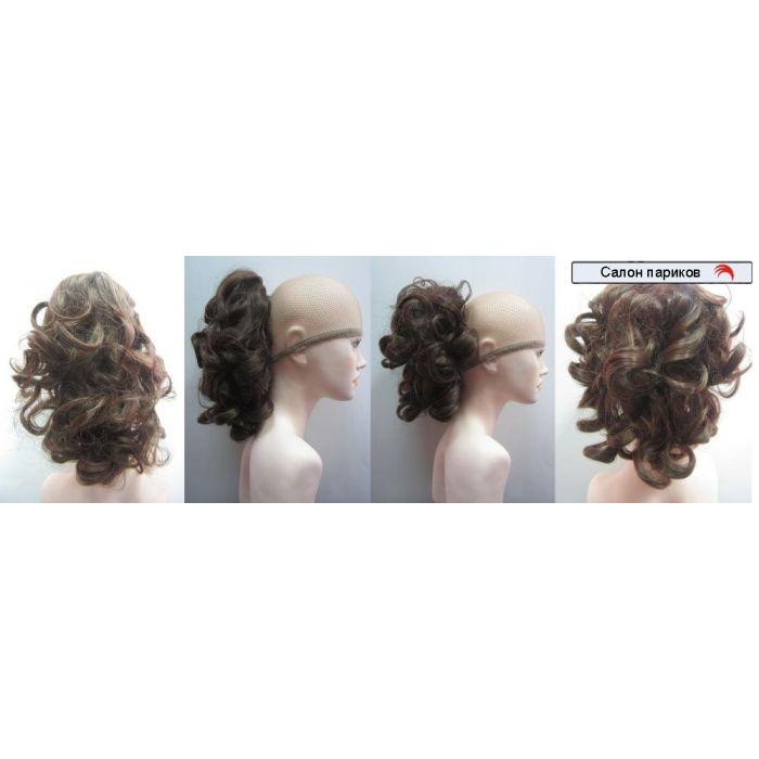 Хвост из искусственных волос купить GM 0286 (на крабе)