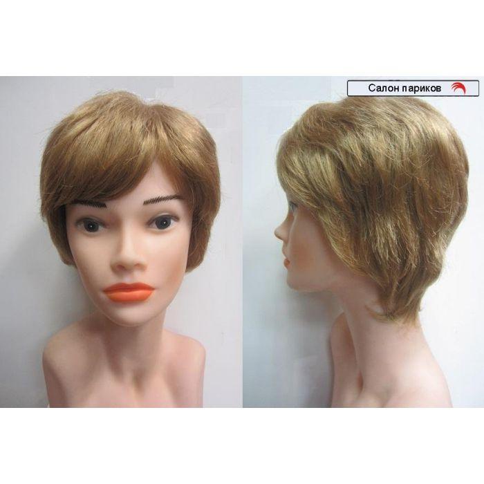 Парик искусственный с моно сеткой-имитацией кожи головы Jodie Mono