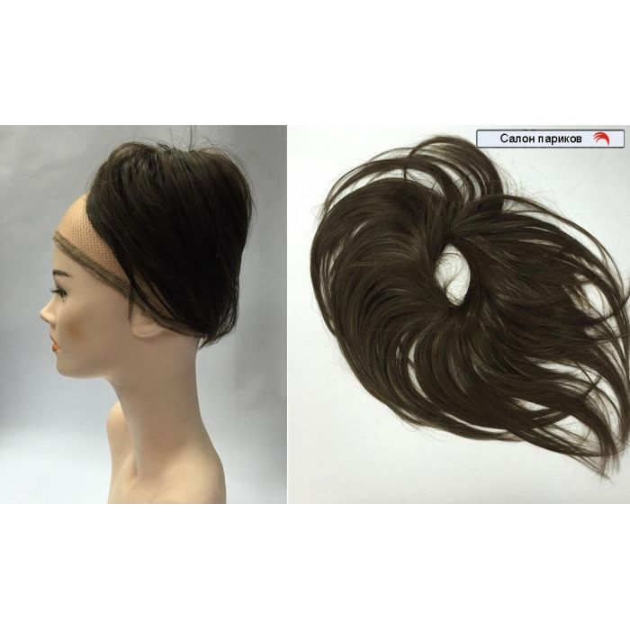 Волосы на резинке Suri