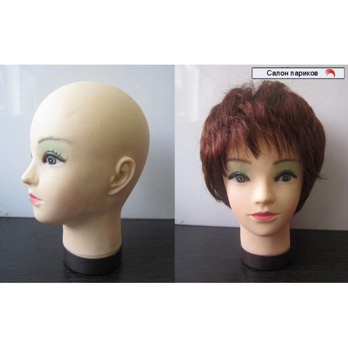 Подставка для париков (голова)