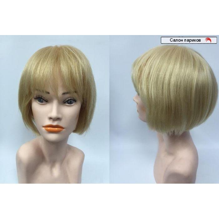 парик каре из натуральных волос Marina Mono
