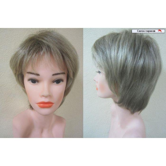 Парики из натуральных волос недорого. парик НМ 159