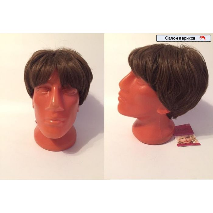 мужской парик из термоволокна 2626 М