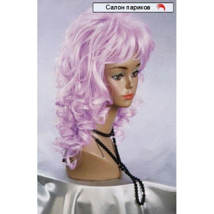 Длинный кудрявый цветной парик 1560AL