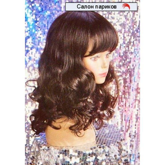 Парик из длинных натуральных волос НМ 155