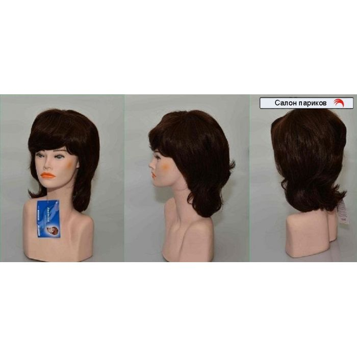 парик из натуральных волос Sofia Mono