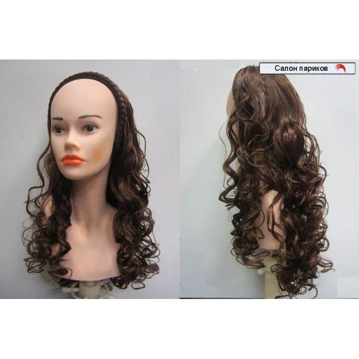 Волосы на ободке S 605