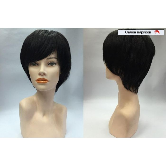 натуральный парик на сетке 1092 Mono