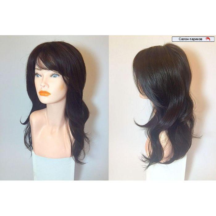 длинный парик из термостойких волос 2719